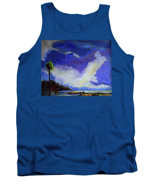 Wetlands Sky  Tank Top
