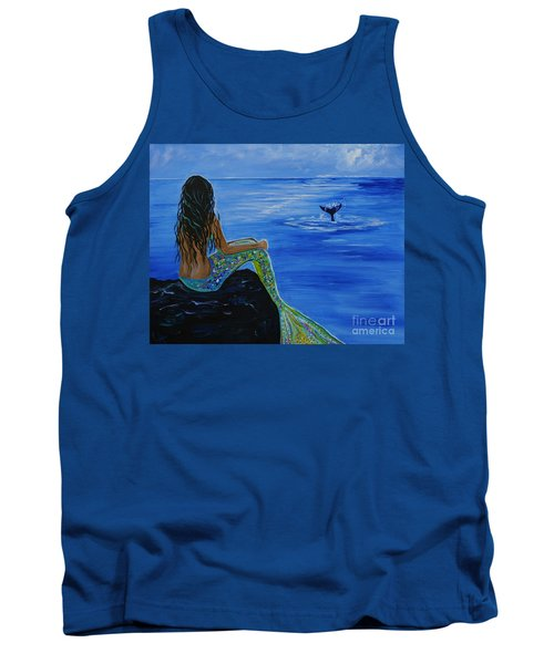 Whale Watcher Tank Top