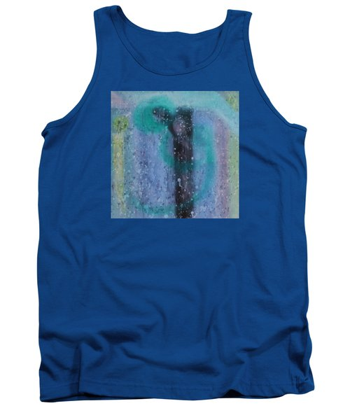 What Is From The Deep Heart? Tank Top by Min Zou