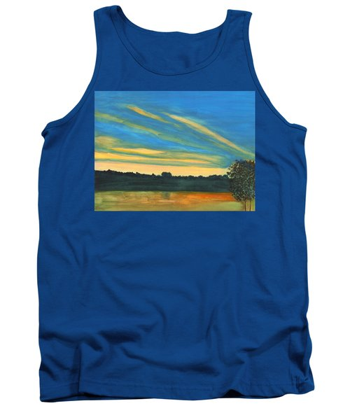 Wheeling Waterfront Tank Top