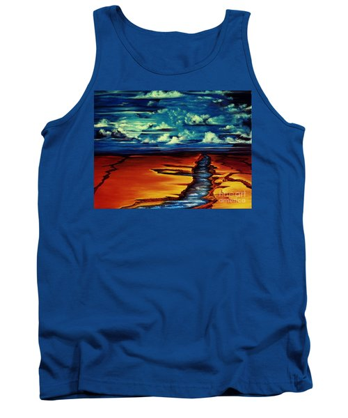 Where In The Worlds Tank Top