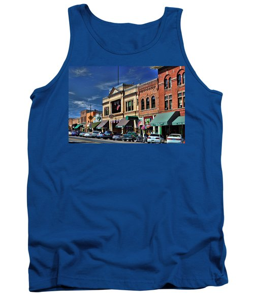 Whiskey Row - Prescott  Tank Top