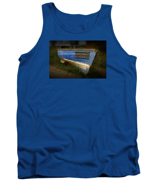 Whitstable Oysters Tank Top by David French