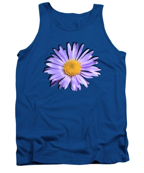 Wild Daisy Tank Top by Shane Bechler