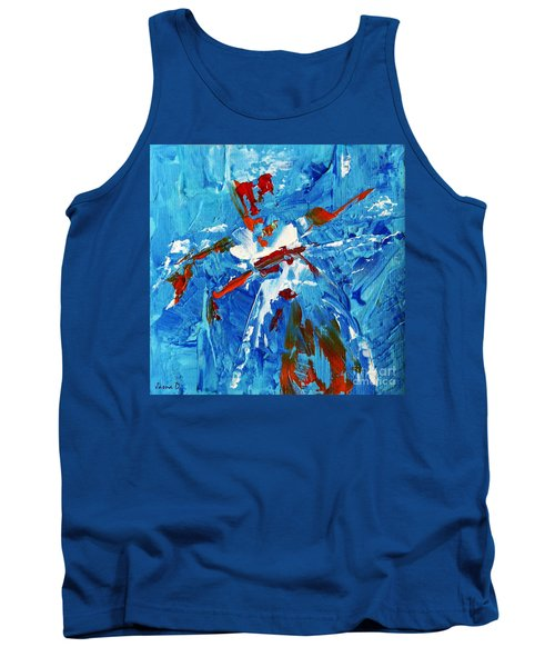 Will You Dance With Me? Tank Top by Jasna Dragun