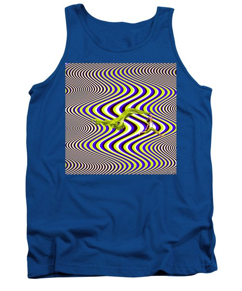 Wind Of Freedom Tank Top