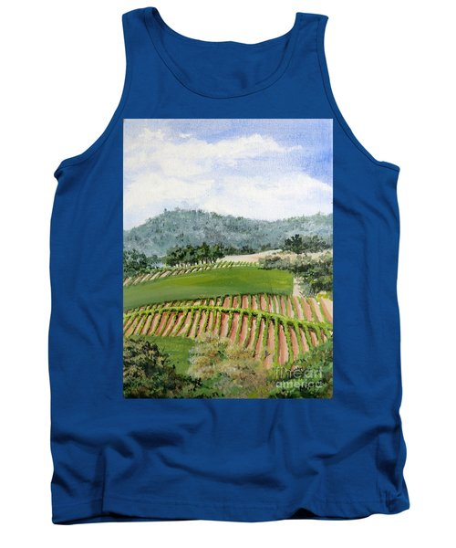 Wine Country Tank Top