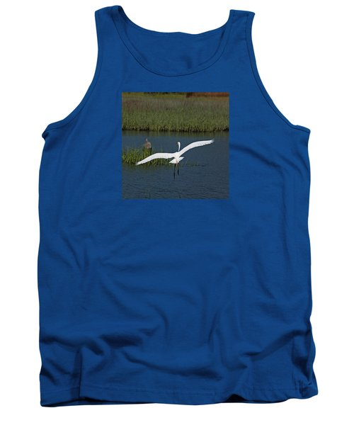 Wingspan Tank Top by Suzanne Gaff