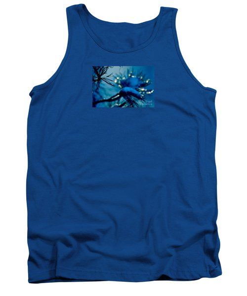 Tank Top featuring the photograph Winter Magic by Susanne Van Hulst
