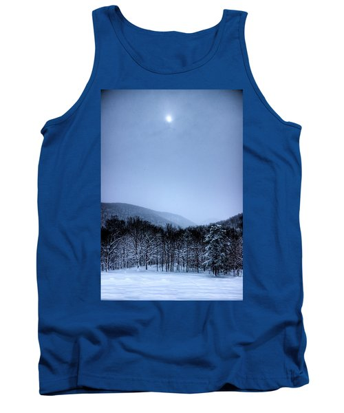 Winter Sun Tank Top by Jonny D