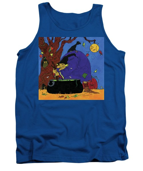 Witch's Brew Tank Top