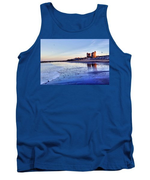 Withernsea Sunset And Moon Tank Top