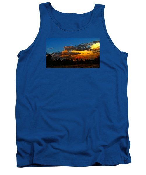 Tank Top featuring the photograph Wonder Walk by Eric Dee