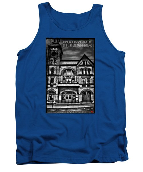 Woodstock Opera House Tank Top