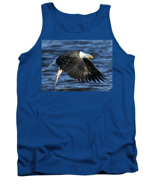 Tank Top featuring the photograph Working Hard For Dinner by Coby Cooper