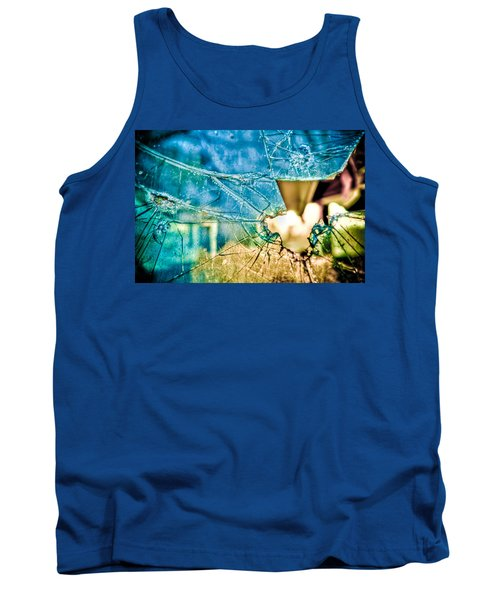 World In My Eyes Tank Top