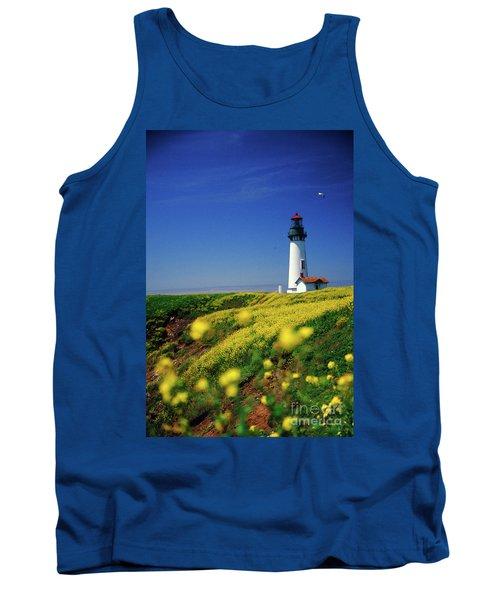 Yaquina Head Lighthouse- V2 Tank Top