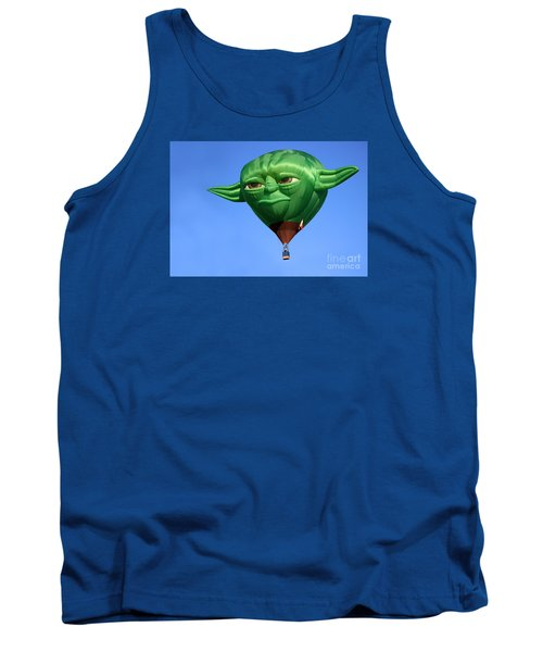 Yoda In The Sky Tank Top