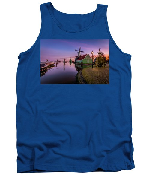 Zaanse Schans Holiday  Tank Top