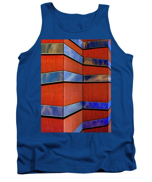 A Matter Of Perspective  Tank Top