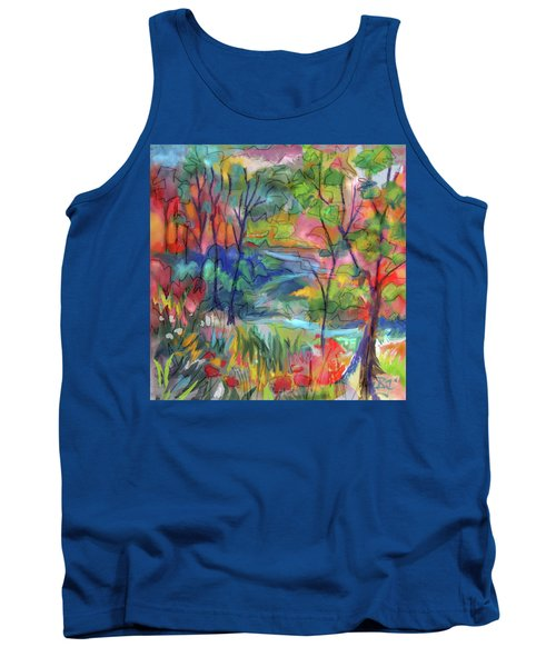 Bright Country Tank Top