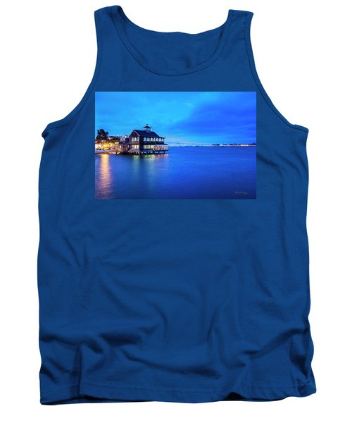 Dinner On The Bay Tank Top