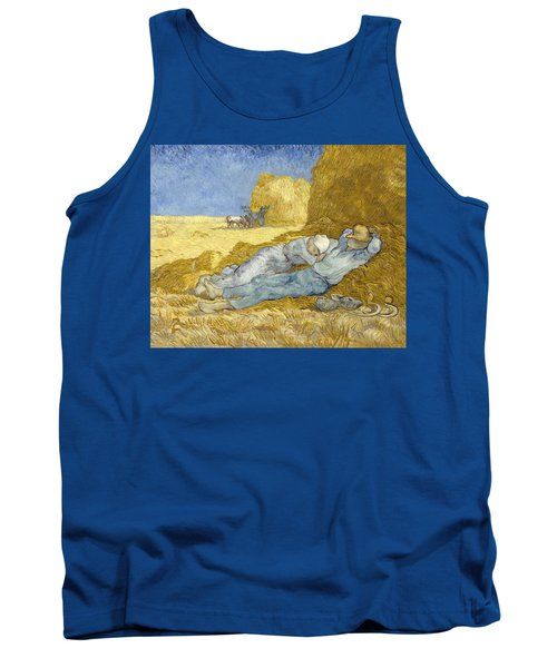 Noon - Rest From Work Tank Top