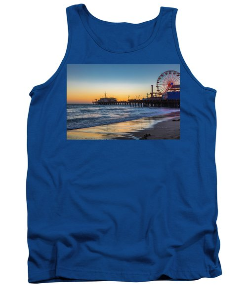 Pacific Park On The Pier Tank Top