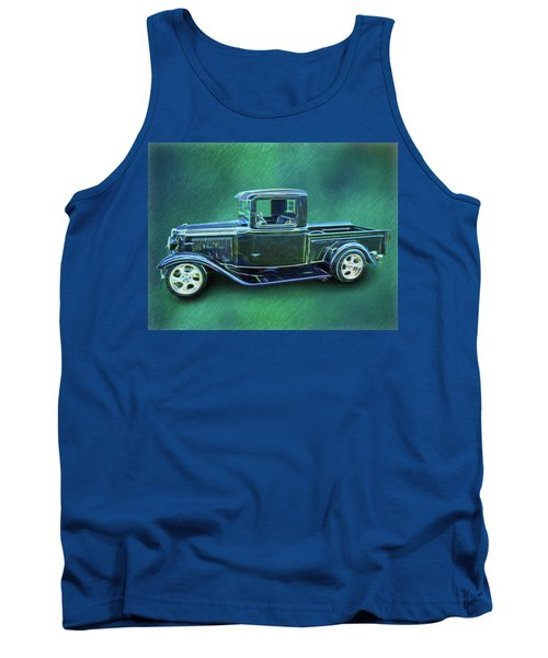 1934 Ford Pickup Tank Top