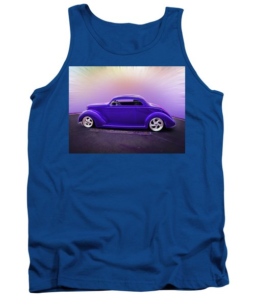1937 Ford Coupe Tank Top
