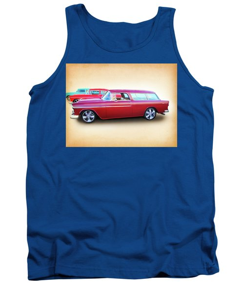 3 - 1955 Chevy's Tank Top