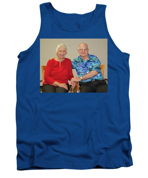 Family Portrait Tank Top