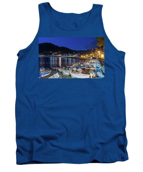 An Evening In Levanto Tank Top