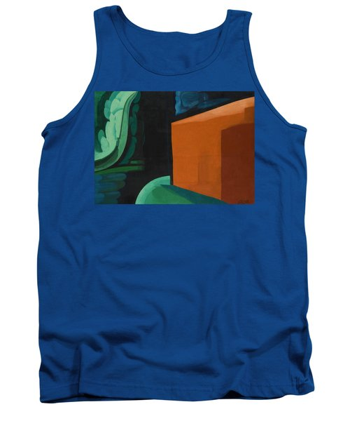 Approaching Black - Digital Remastered Edition Tank Top