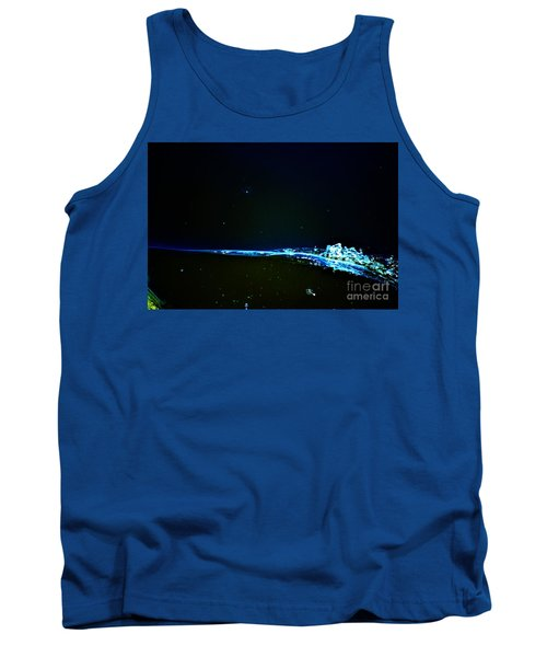 At The Dropoff Point Tank Top