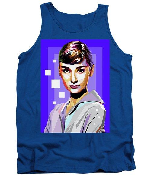 Audrey Hepburn Tank Top