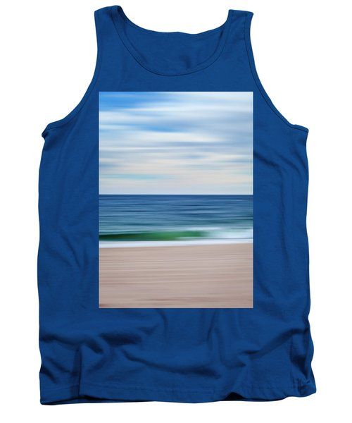 Beach Blur Tank Top