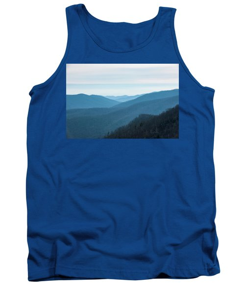 Blue Ridge Mountains Tank Top