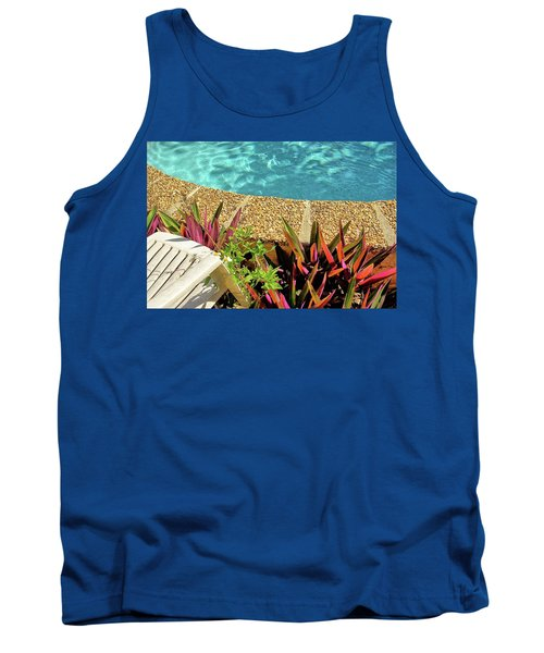 By The Pool Tank Top