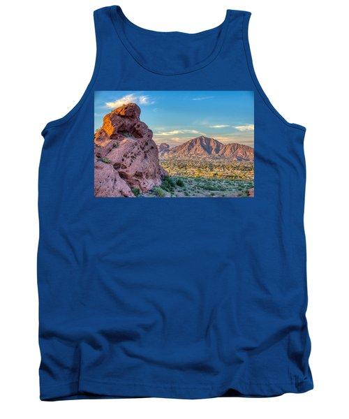 Camelback Mountain  Tank Top