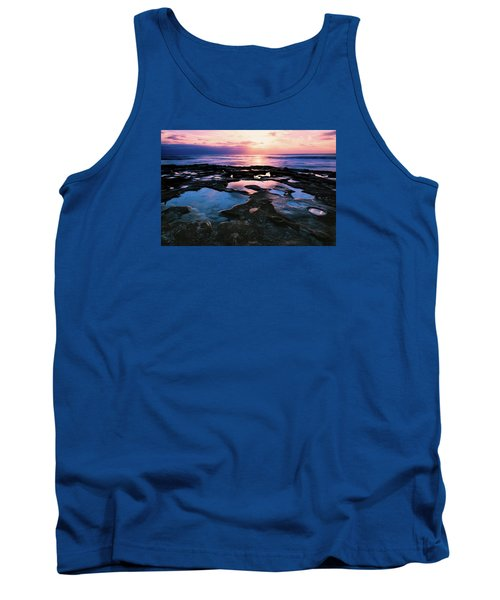 Candy Colored Pools Tank Top