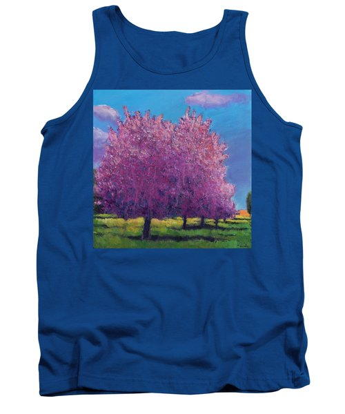 Cherry Blossom Day Tank Top