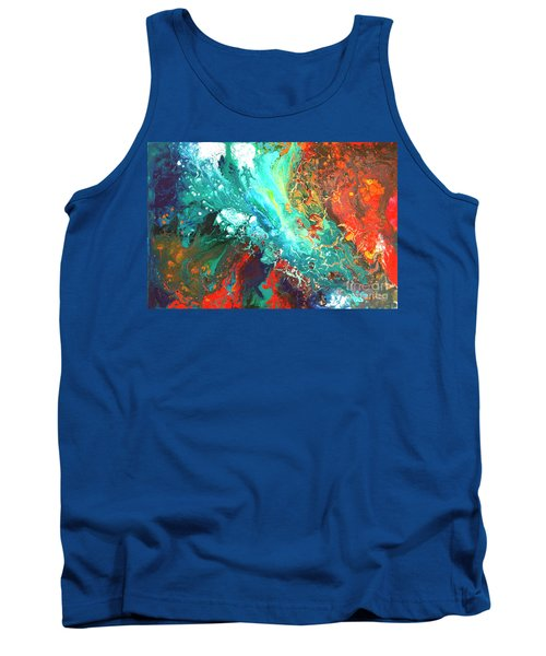 Coastal Migration Tank Top