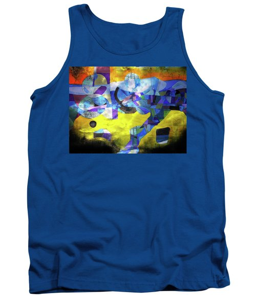 Cold Evening Wind Tank Top