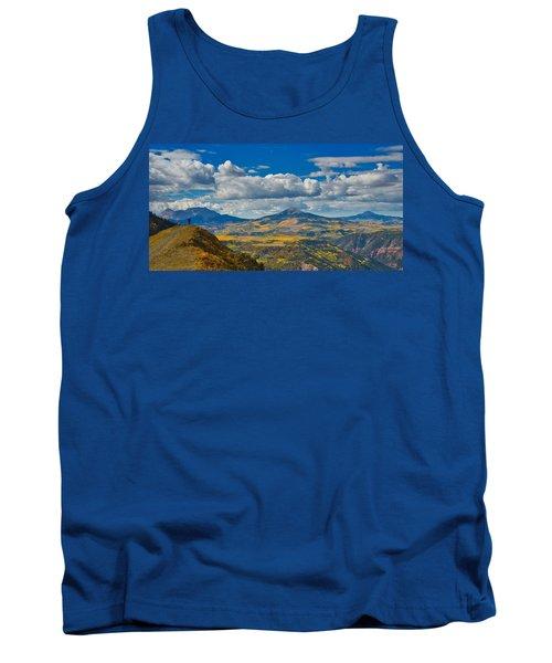 Colorado Fall Tank Top