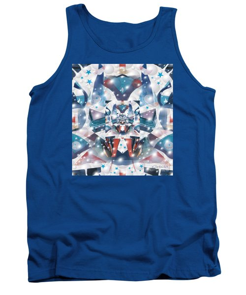 Command Central Tank Top