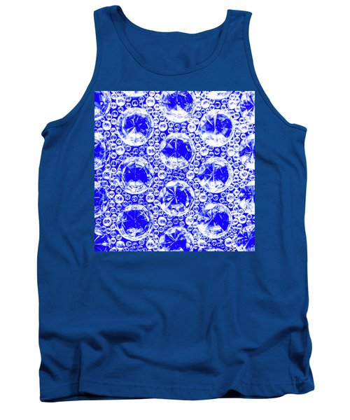 Cut Glass Beads 1 Tank Top