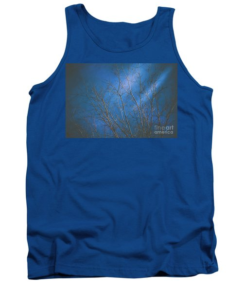 Dark Winter Tank Top