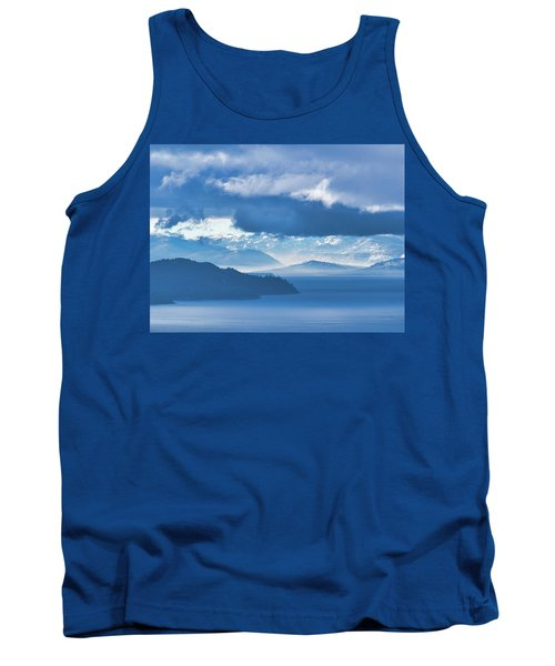 Dreamy Kind Of Blue Tank Top