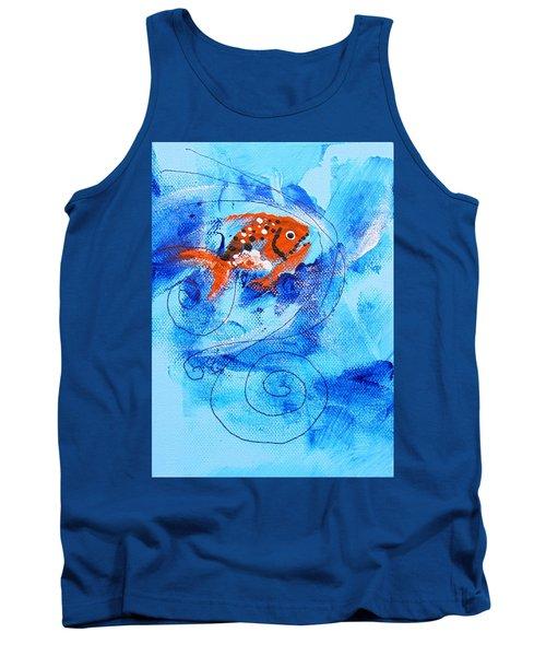 Fake Nemo Fish Tank Top